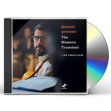 QUANTIC PRESENTS THE WESTERN TRANSIENT NEW CONSTELLATION CD