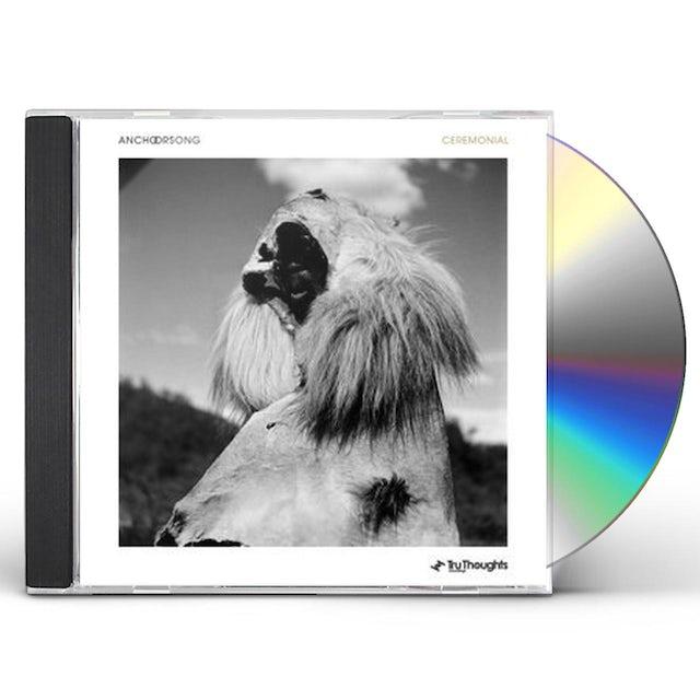Anchorsong CEREMONIAL CD