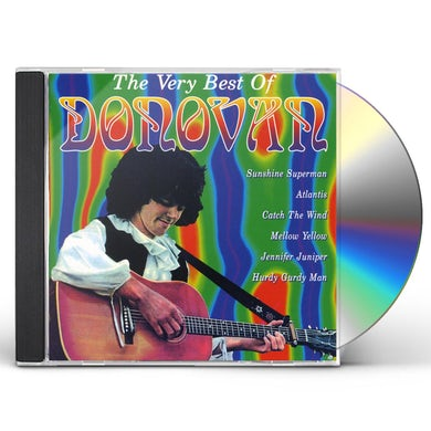 VERY BEST OF DONOVAN CD