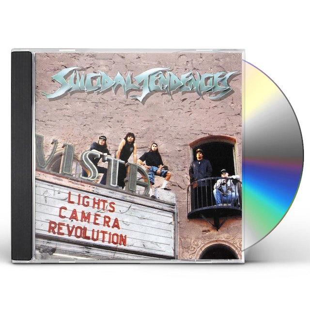Suicidal Tendencies LIGHTS CAMERA REVOLUTION CD