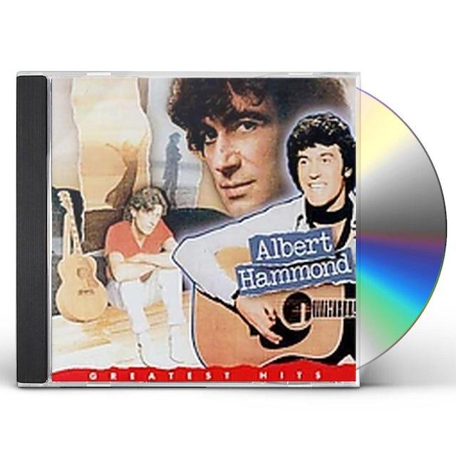 Albert Hammond GREATEST HITS CD