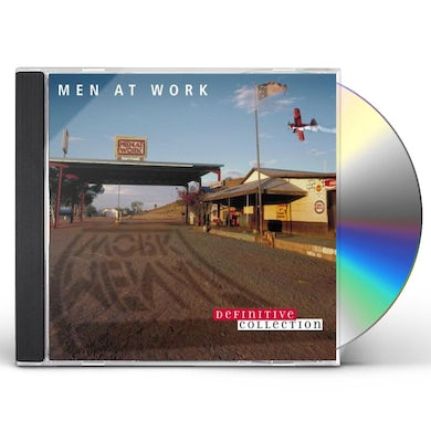 Men At Work DEFINITIVE COLLECTION CD