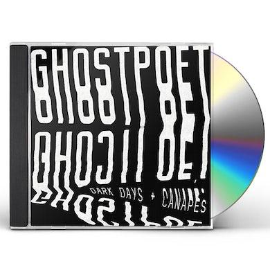 Ghostpoet DARK DAYS & CANAPES CD