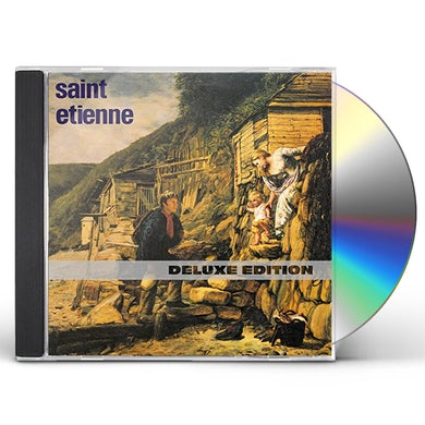 Saint Etienne TIGER BAY: EXTENDED EDITION CD