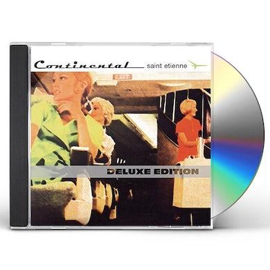 Saint Etienne CONTINENTAL CD