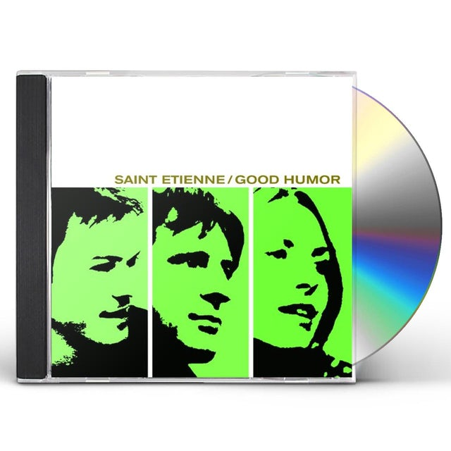Saint Etienne GOOD HUMOR CD