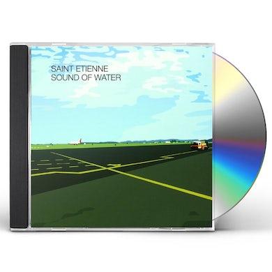 Saint Etienne SOUND OF WATER CD