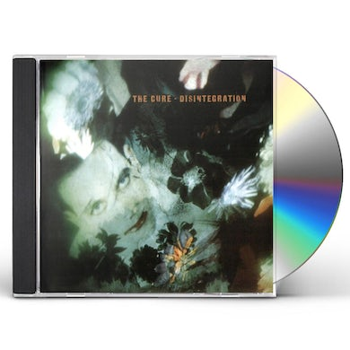 The Cure DISINTEGRATION: REMASTERED CD