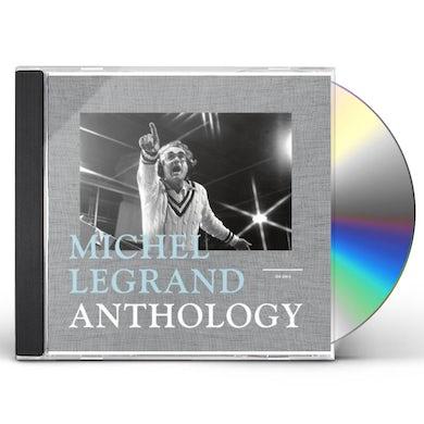 Michel Legrand ANTHOLOGY CD