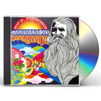 WAKE UP IT'S TOMORROW CD