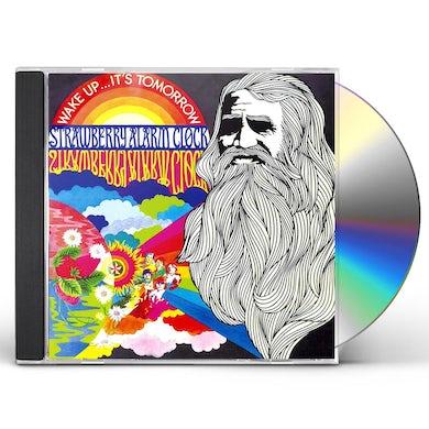 Strawberry Alarm Clock WAKE UP IT'S TOMORROW CD