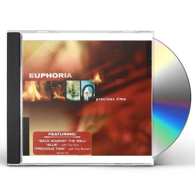 Euphoria PRECIOUS TIME CD