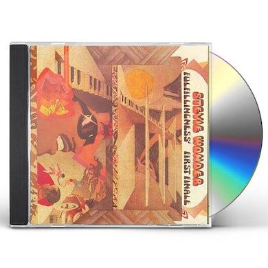 Stevie Wonder  FULFILLINGNESS CD
