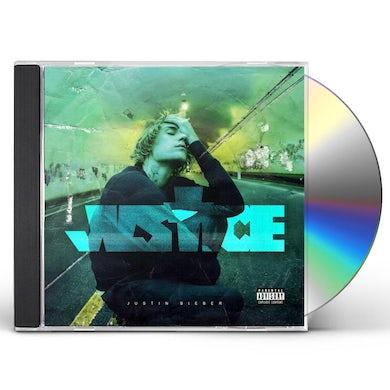 Justin Bieber Justice CD
