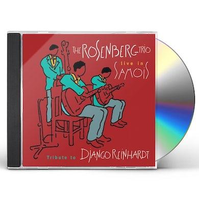 Rosenberg Trio TRIBUTE TO DJANGO REINHARDT CD