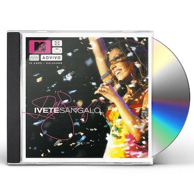 Ivete Sangalo MTV AO VIVO CD