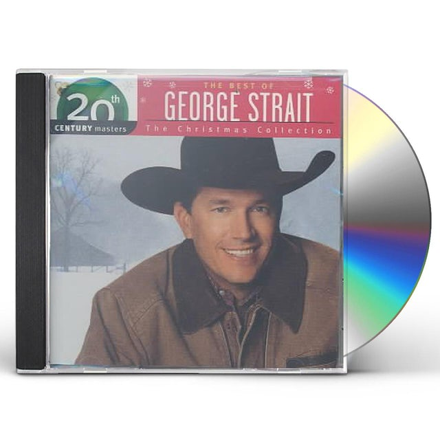 George Strait CHRISTMAS COLLECTION: 20TH CENTURY MASTERS CD