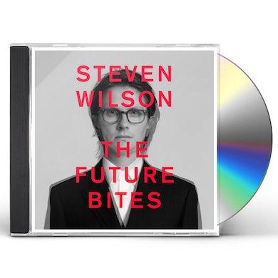 Steven Wilson THE FUTURE BITES CD