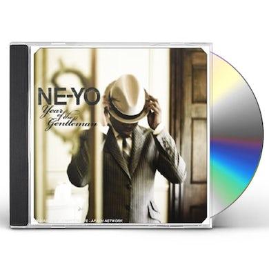 Ne-Yo YEAR OF THE GENTLEMAN CD