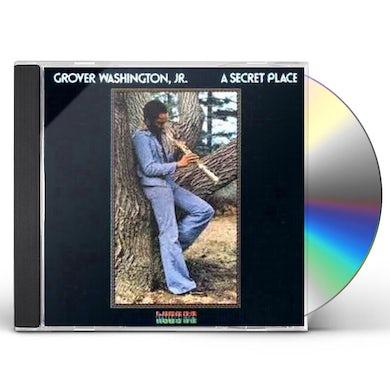 Grover Washington Jr SECRET PLACE: ORIGINALS CD