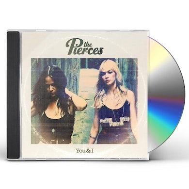 Pierces YOU & I CD
