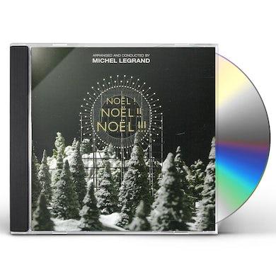 Michel Legrand NOEL NOEL NOEL CD