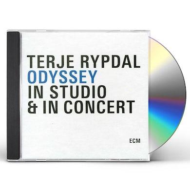 Terje Rypdal ODYSSEY: IN STUDIO & IN CONCERT CD