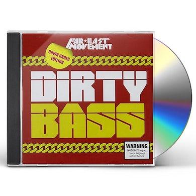 Far East Movement DIRTY BASS CD
