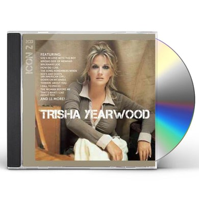 Trisha Yearwood ICON (2 CD) CD
