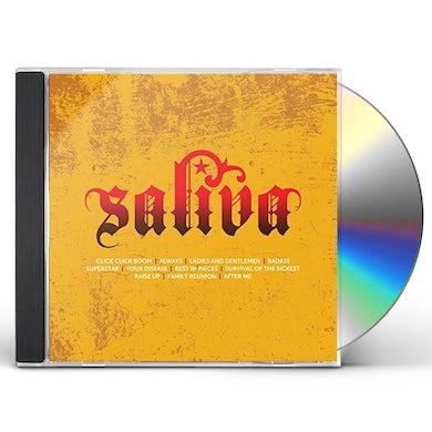 Saliva ICON CD