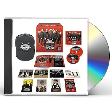 Bosshoss VERY BEST OF GREATEST HITS 2005-2017: SUPER DELUXE CD
