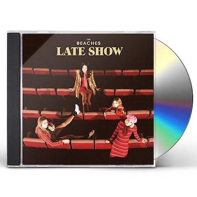 Beaches  LATE SHOW CD