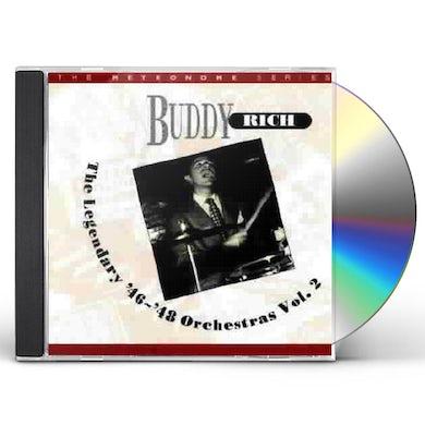 Buddy Rich 1946-48 LEGENDARY ORCHESTRA CD