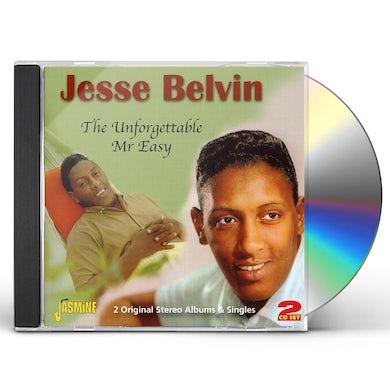 Jesse Belvin UNFORGETTABLE MR EASY CD