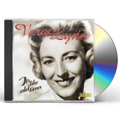 Vera Lynn IT'S LIKE OLD TIMES CD