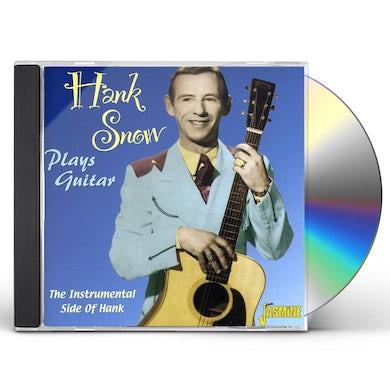 Hank Snow PLAYS GUITAR CD