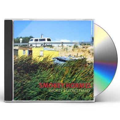 Smokey Hormel SMOKEY'S SECRET FAMILY CD