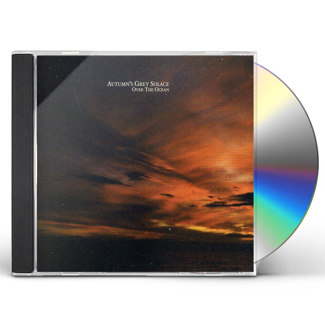 Autumn's Grey Solace OVER THE OCEAN CD