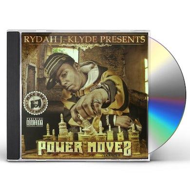 Rydah J Klyde POWER MOVEZ 1 CD