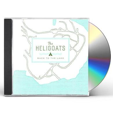 Heligoats BACK TO THE LAKE CD