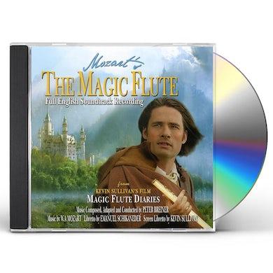Peter Breiner MOZART'S MAGIC FLUTE DIARIES / Original Soundtrack CD