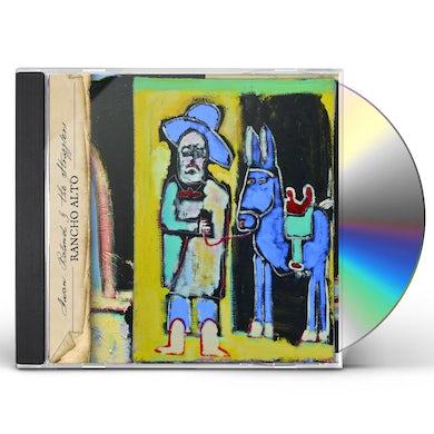 Jason Boland RANCHO ALTO CD