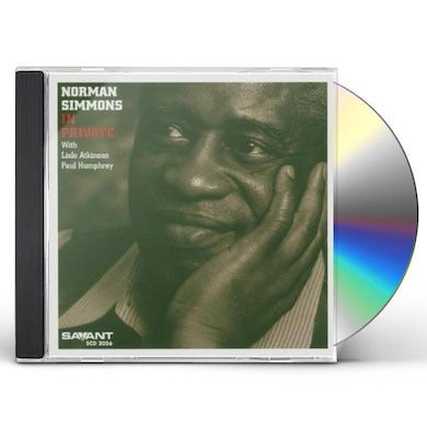 Norman Simmons IN PRIVATE CD