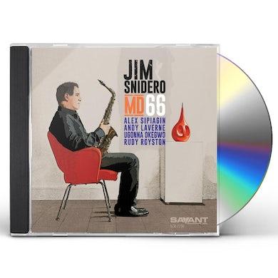 Jim Snidero MD66 CD