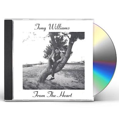 Tony Williams FROM THE HEART CD