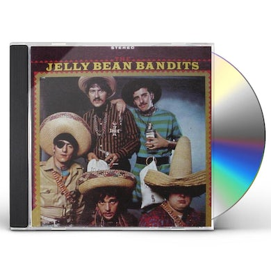Jelly Bean Bandits 1967 CD