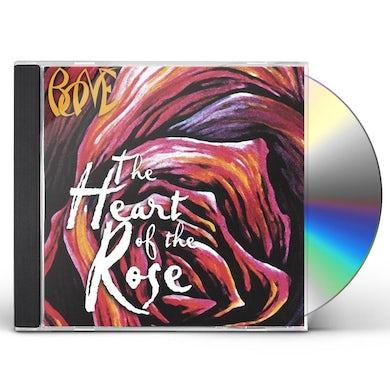 Bone HEART OF THE ROSE CD