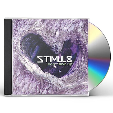 Stimulus DON'T GIVE UP CD