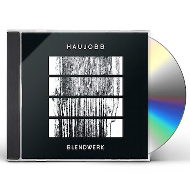 Haujobb BLENDWERK CD