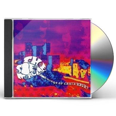 Soft Machine KINGS OF CANTERBURY CD